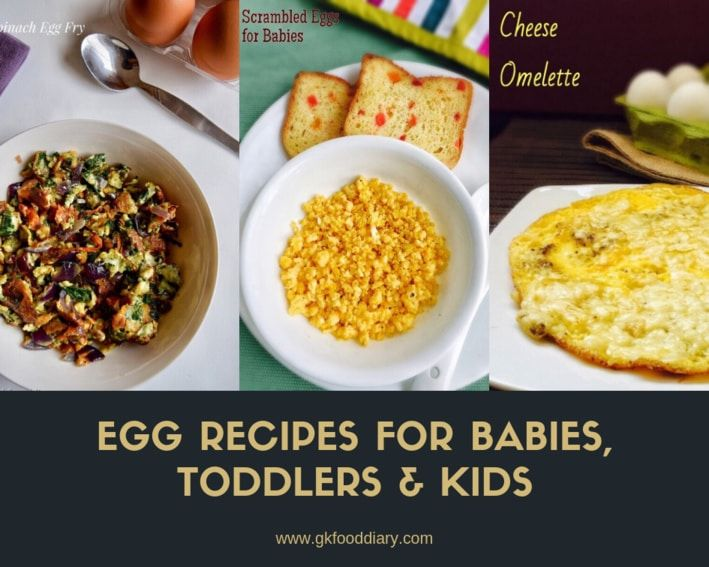 Top 22 Indian Egg Recipes For Babies Toddlers And Kids Egg For Baby Baby Food Recipes Egg Recipes Recipes
