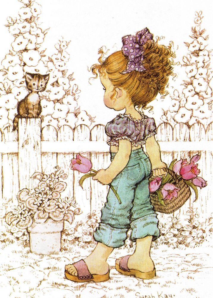 Rosas de Verônica: Sarah Kay - Imagens fofas