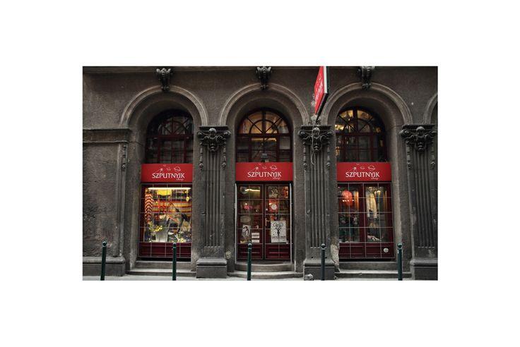 Szputnyik shop - Bazaar