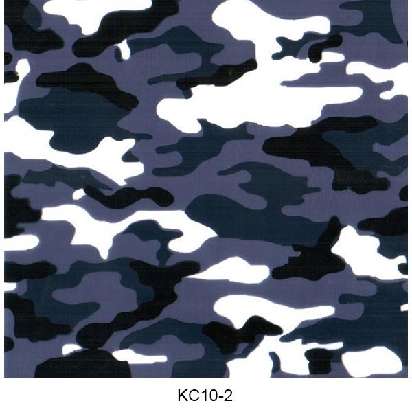 Hydro dipping film camouflage pattern KC10-2