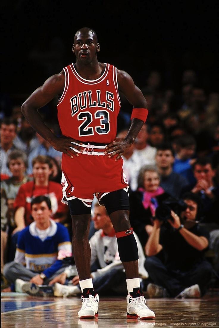 Michael Jordan Chicago Bulls 23 Things I Want