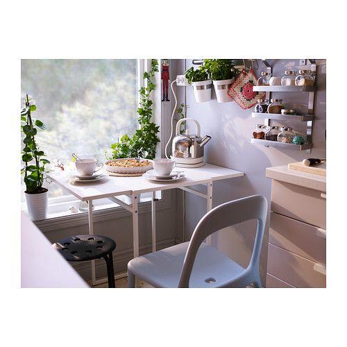 MUDDUS Mesa de abas rebatíveis  - IKEA