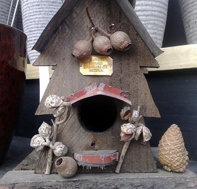 26 best Beautiful Bird Houses..... images on Pinterest | Bird houses ...