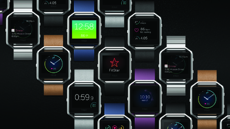 Fitbit Unveils Blaze Smart Fitness Watch With Color Touch Screen | TechCrunch
