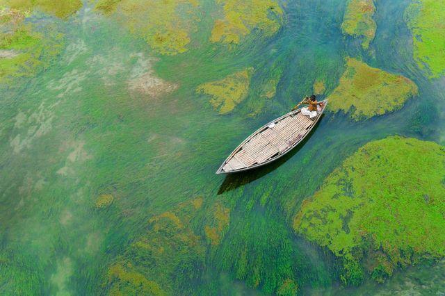 Baral River, Bangladesh