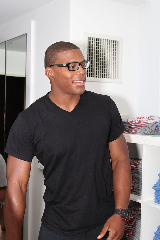 Cam Newton broke both of his legs in a car crash. Description from travelerstoday.com. I searched for this on bing.com/images