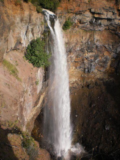 Deadman Falls  Deadman River Valley, British Columbia, Canada