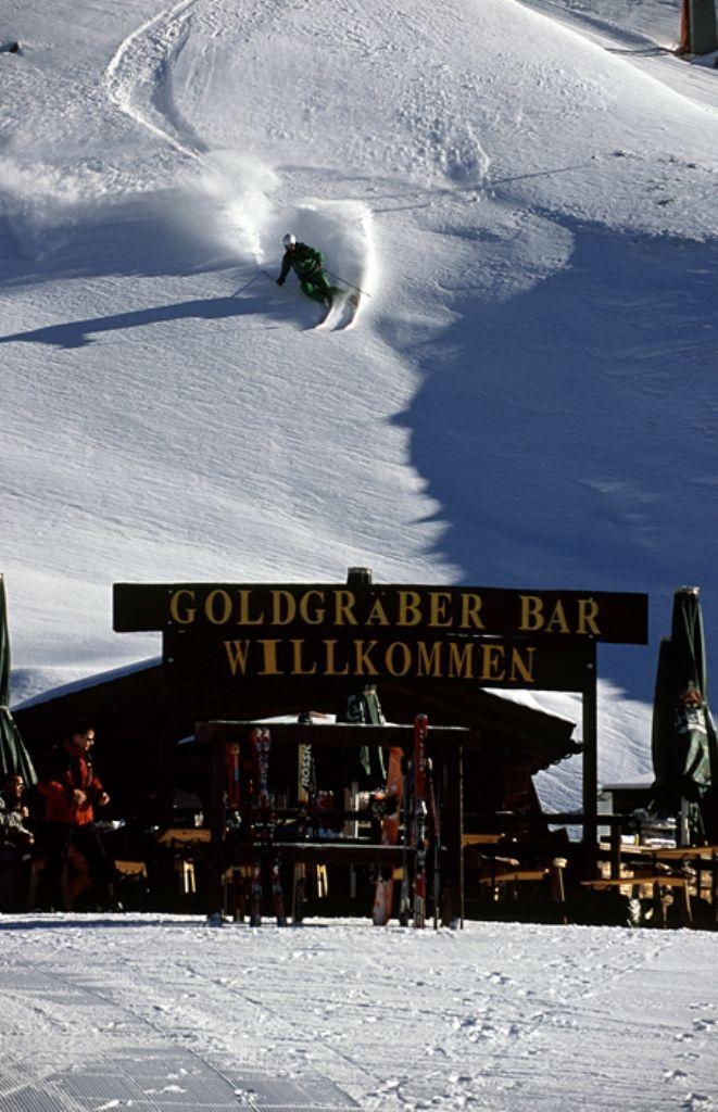 Goldgraber bar