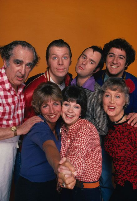 Laverne and Shirley was one of the most successful TV spin offs ever and had such a wonderful theme song and such iconic supporting characters.