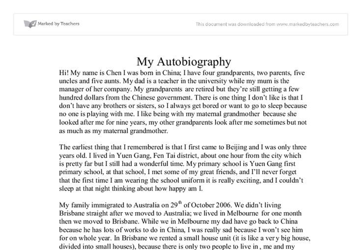 008 How To Write Biography About Myself Specialist's opinion