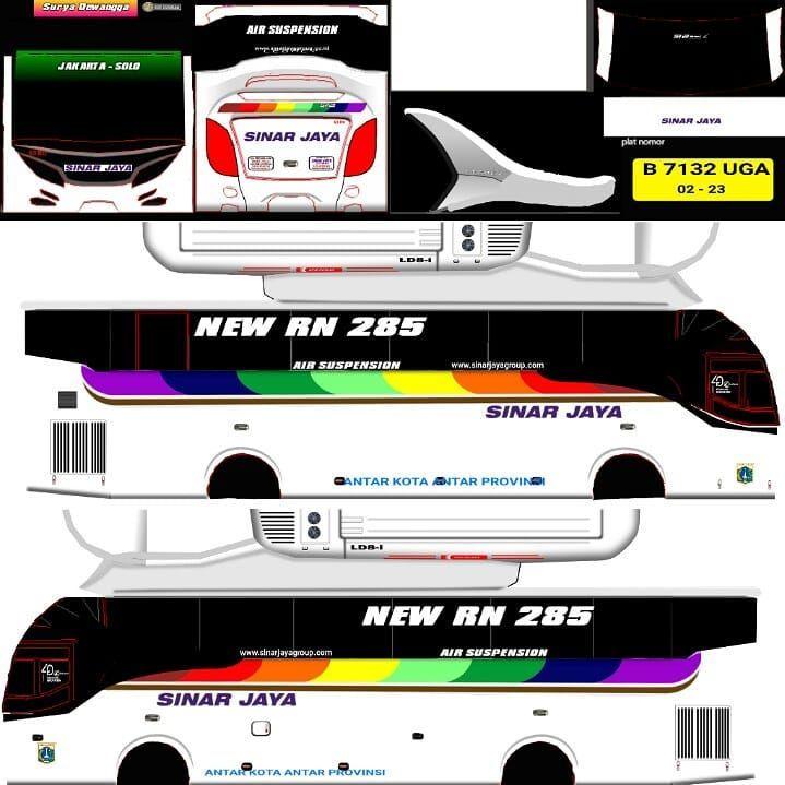 101 Livery Bussid Bus Simulator Indonesia Hd Shd Koleksi Lengkap Terbaru Raina Id Di 2020 Mobil Modifikasi Mobil Konsep Mobil