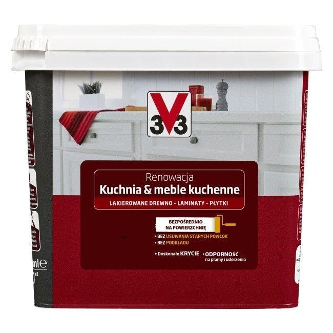 Farba Renowacyjna V33 Kuchnia Meble Kuchenne 0 75 L Bawelna Convenience Store Products