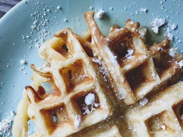 best waffles – mix it mommy