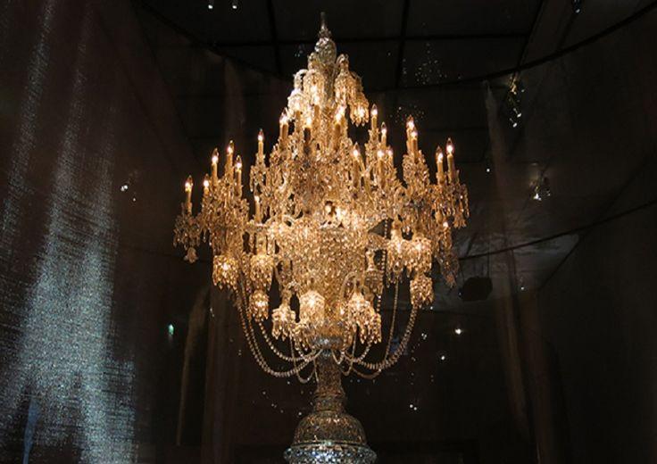 #Baccarat e #MiniRiver: eleganza, luce e leggerezza in mostra a Parigi.