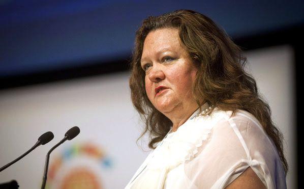 Australia Richest #1 Gina Rinehart - Forbes.com