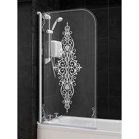 Victorian Shower Screen, http://www.very.co.uk/aqualux-victorian-shower-screen/705054379.prd