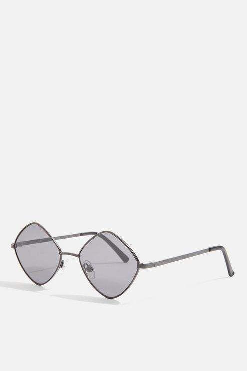 824cd8e657 Topshop Metal diamonds sunglasses