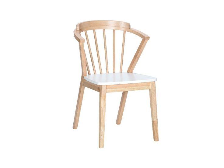 pinnstol ek ~ arboga stol naturvit  matstolar  stolar  inomhus
