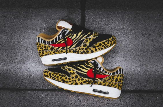 sports shoes 7468d 5de11 The atmos x Nike Air Max Animal Pack 2.0 Is Fast-Approaching