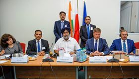 I welcome the Polish proposal to turn farmers into food entrepreneurs by investing in food processing technologies and farm machinery in Punjab. They have also announced a GO INDIA campaign to motivate Polish investors to go and invest in Punjab. #SAD #ShiromaniAkaliDal #FoodInvestors