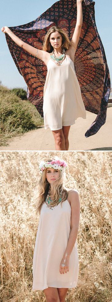 Boho Fashions - click to see the look book and create a new summer wardrobe for yourself!