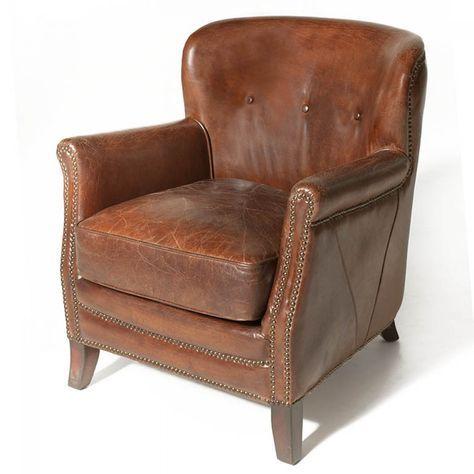 les 25 meilleures id es concernant fauteuils en cuir sur pinterest murs fonc s salle de. Black Bedroom Furniture Sets. Home Design Ideas