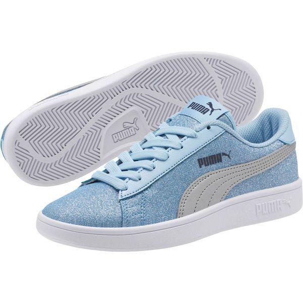 Smash v2 Glitz Glam Sneakers JR | PUMA