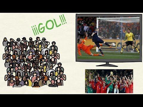 Aprender español: El fútbol (nivel intermedio) - YouTube