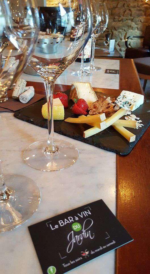 1000 id es sur le th me bars vin sur pinterest bar for Le jardin gourmand lyon