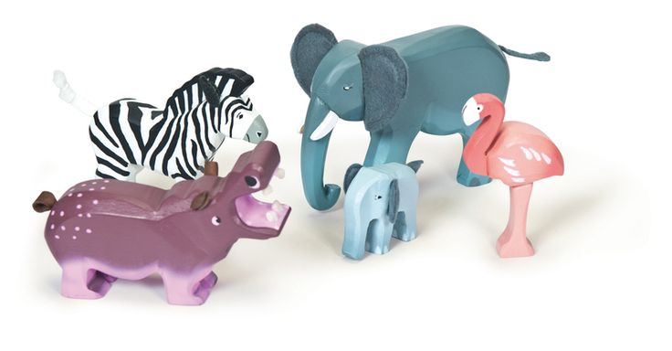 Le Toy Van Zambezi Wild Animals