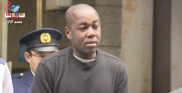 O homem do Gana foi preso por tentativa de estupro no Parque Yoyogi. Veja mais.