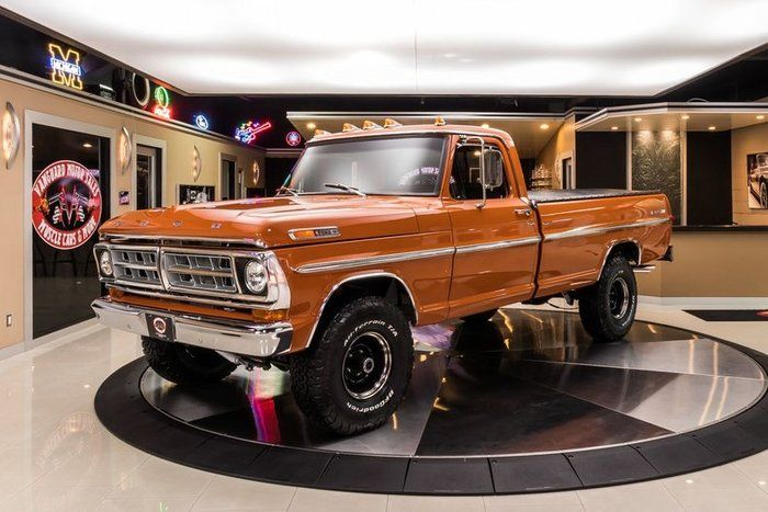 Pin By Juan Manuel Mercado Galindo On Ford In 2020 Ford 1971 Ford F100 F100 For Sale