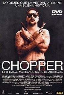 """Chopper: Chopper tells the intense story of Mark """"Chopper"""" Read, a legendary criminal who wrote his autobiography while serving a jail sentence in prison. His book, """"From the Inside"""", upon which the film is based, was a best-seller."""