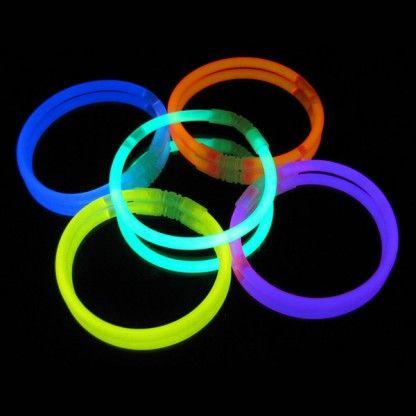 Glow Bracelets at The Glow Company