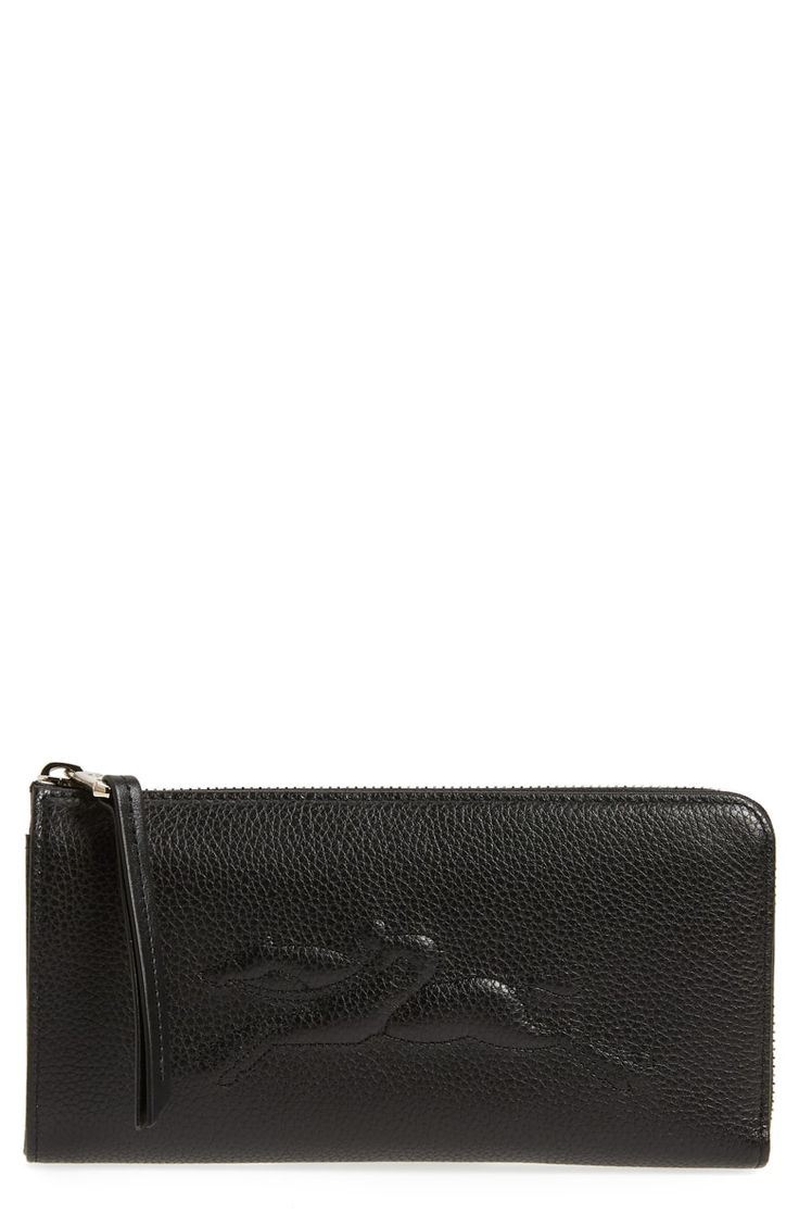 Free shipping and returns on longchamp le foulonne zip