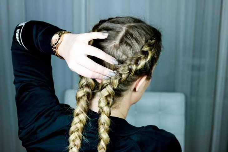 Aprenda fazer boxer braids