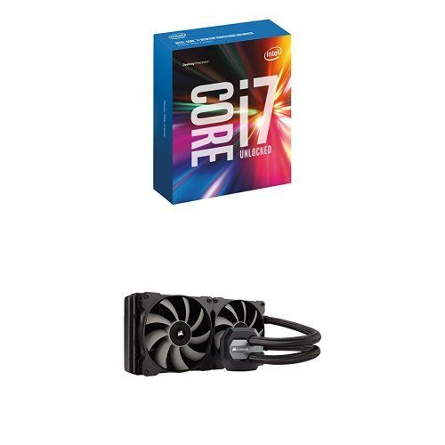 Intel Boxed Core I7-6700K 4.00 GHz 8M Processor Cache 4 L…