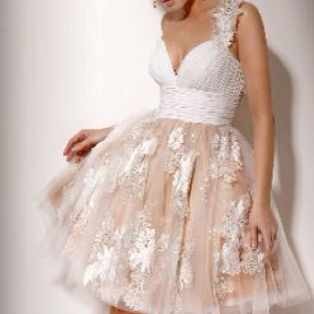 After The Wedding Dress Ideas: Engagement Party Dress... Or Bridal Shower :)