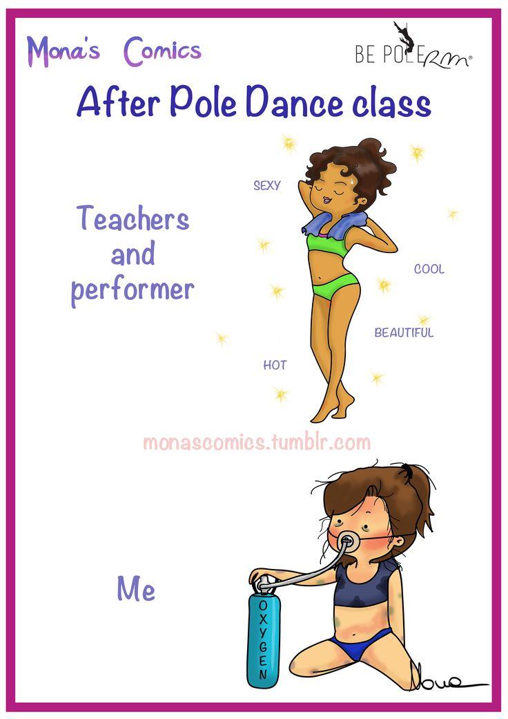 Pole Dance _ Oxigen