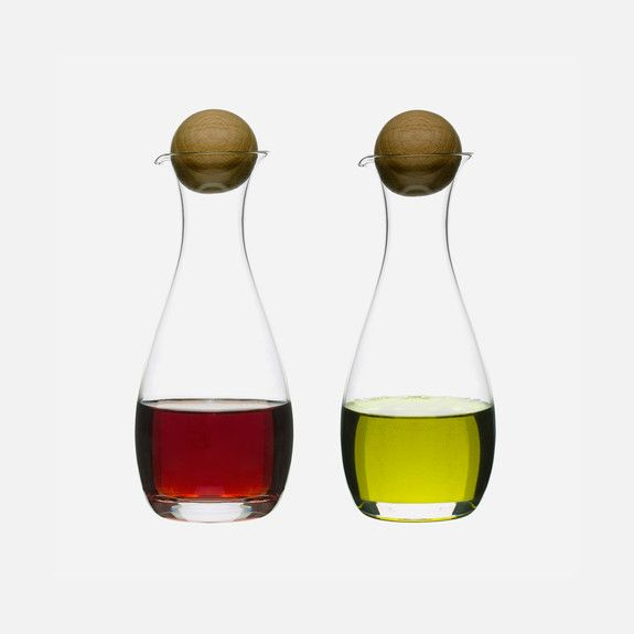 Sagaform - Oil & Vinegar Decanters