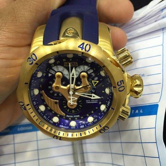 Relógio Invicta Subaqua Hybrid 18530 por Importadosmarcio - Guarda Roupa na Web