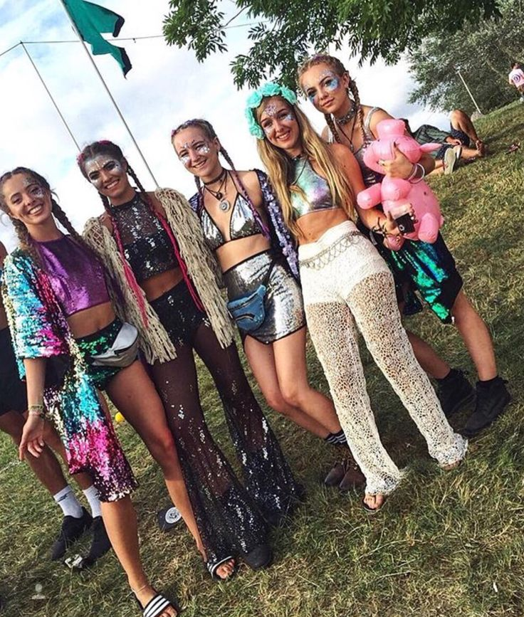 Festival Outfits