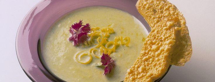 Asparagus Lemon Soup main image