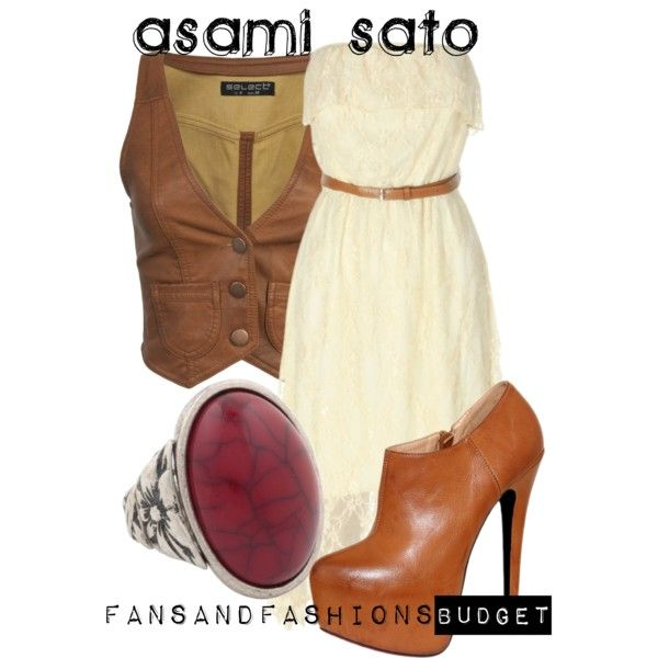 this isn't a very bad price! It would be really cute even if it weren't styled after asami.Asami Sato, Mr. Price, Bad Price