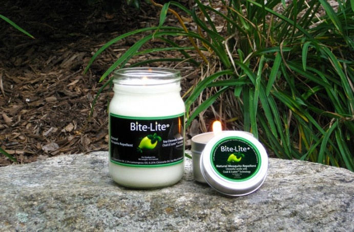 The best mosquito repellant candle I've found!