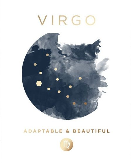 Virgo: Adaptable & beautiful