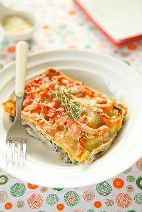 veggie lasagna by photo-copy, via Flickr