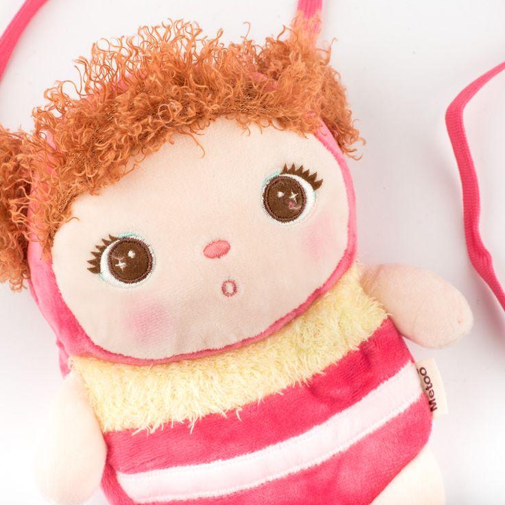 Πορτοφολάκι με κοριτσάκι μεταλλικόι κούμπωμα από την Tarantella