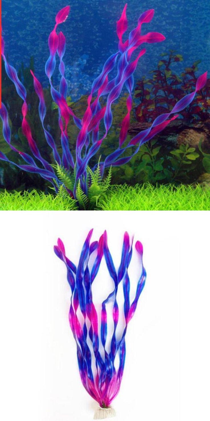 [Visit to Buy] fish aquarium decorations Aquarium fish tank plant creature aquarium decoration Decor landscape fish aquarium #Advertisement