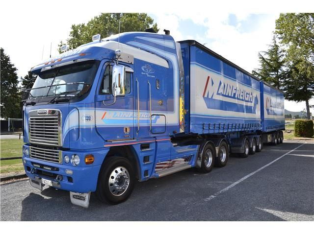 Freightliner Argosy 110 inch Mid roof 2009 | Trade Me